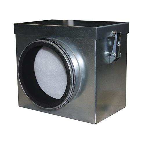 SYSTEMAIR FGR-I 160 Filterkassette gedämmt FGR-I 160 Filterkassette gedämmt