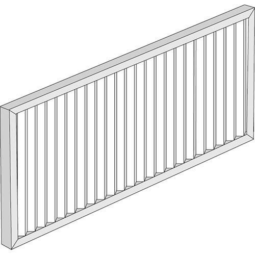 WESTAFLEX-Ersatzfilter G3 zu 300WAC/400WAC (VE 2 Stück)