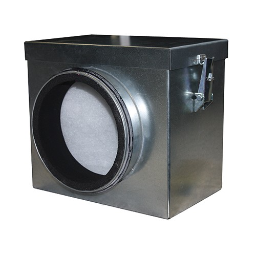 SYSTEMAIR FGR-I 250 Filterkassette gedämmt FGR-I 250 Filterkassette gedämmt