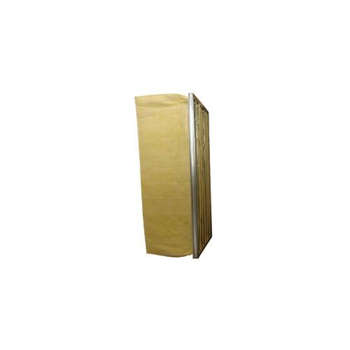 SYSTEMAIR BFT SC11 F5 Taschenfilter 730x742x400mm, 6 Taschen, Filterklasse F5
