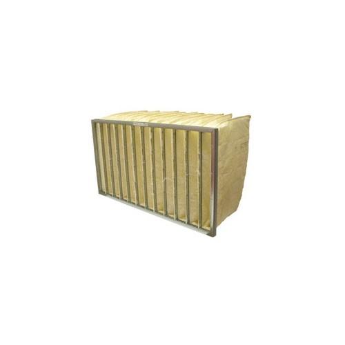 SYSTEMAIR BFRO SR04 F5 Taschenfilter 750x434x375mm, 12 Taschen, Filterklasse F5