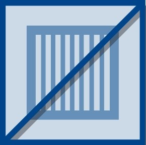 KAMPMANN Filtereinheit G4 zur Vorfilterung bei PWE, Gerätegröße 6