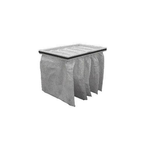 SYSTEMAIR BFT FR08 F7 Taschenfilter 630x641x500mm, 10 Taschen, Filterklasse F7