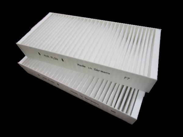 Hausmarke Ersatz-Filterset M5/F7