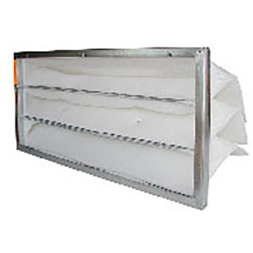 SYSTEMAIR BFK 40-20 F5 Taschenfilter 386x192x400mm, 3 Taschen, Filterklasse F5