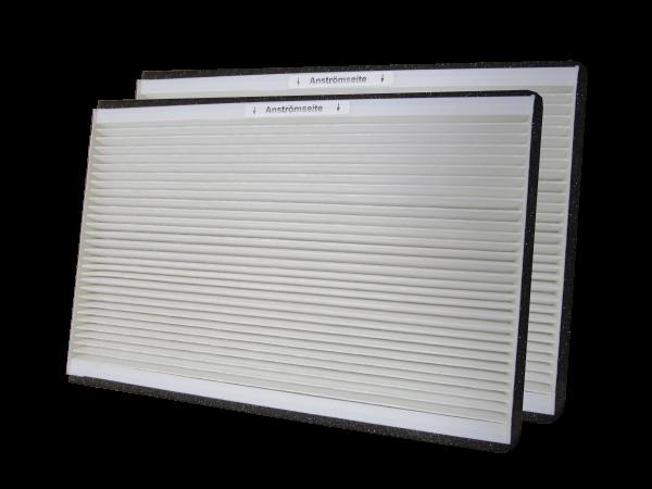 Hausmarke Ersatz-Filterset G4/F7
