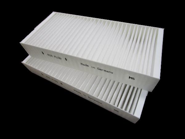 Hausmarke Ersatz-Filterset M5