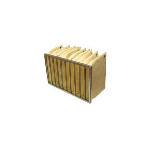 SYSTEMAIR BFRO SR03 F5 Taschenfilter 650x394x375mm, 10 Taschen, Filterklasse F5