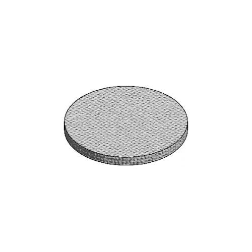 WESTAFLEX-Ersatzfilter Abluftfilterer G2 für Grundbausatz Luftdurchlass 125 GBLD, 5 Stück